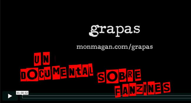 Grapas, un documental sobre fanzines